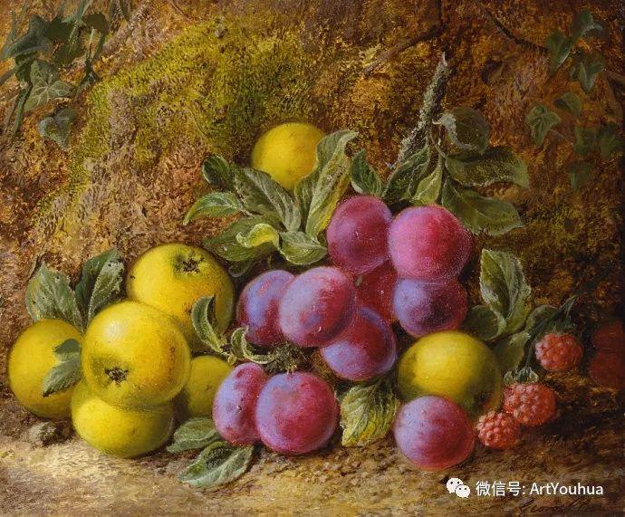静物画 英国画家George Clare作品欣赏插图13
