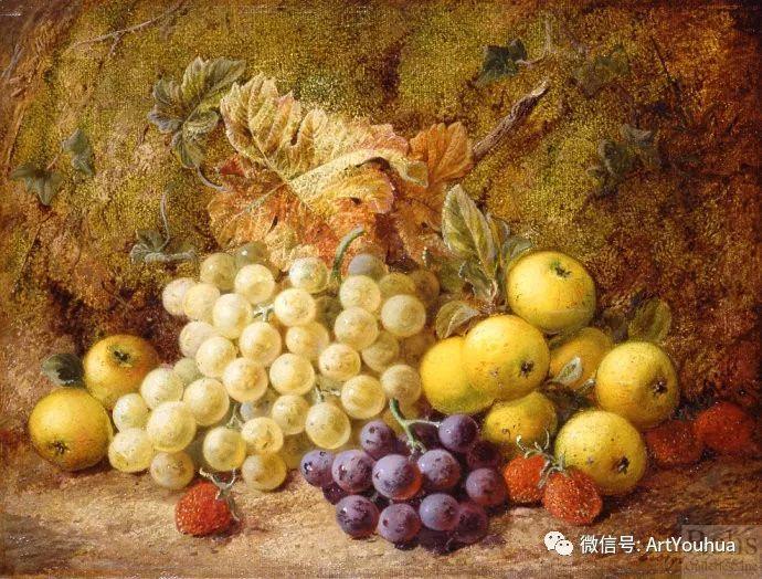 静物画 英国画家George Clare作品欣赏插图15