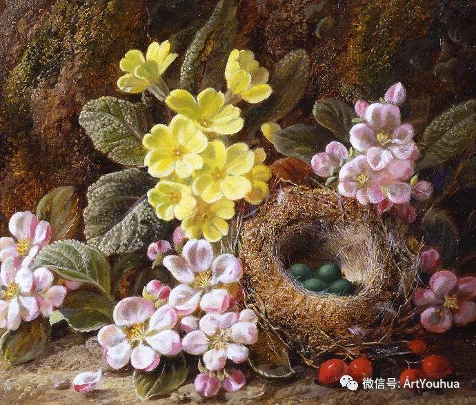 静物画 英国画家George Clare作品欣赏插图18