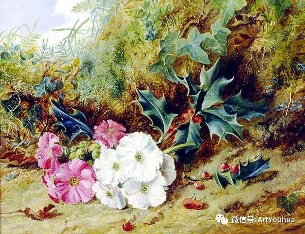 静物画 英国画家George Clare作品欣赏插图24