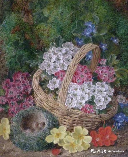 静物画 英国画家George Clare作品欣赏插图25
