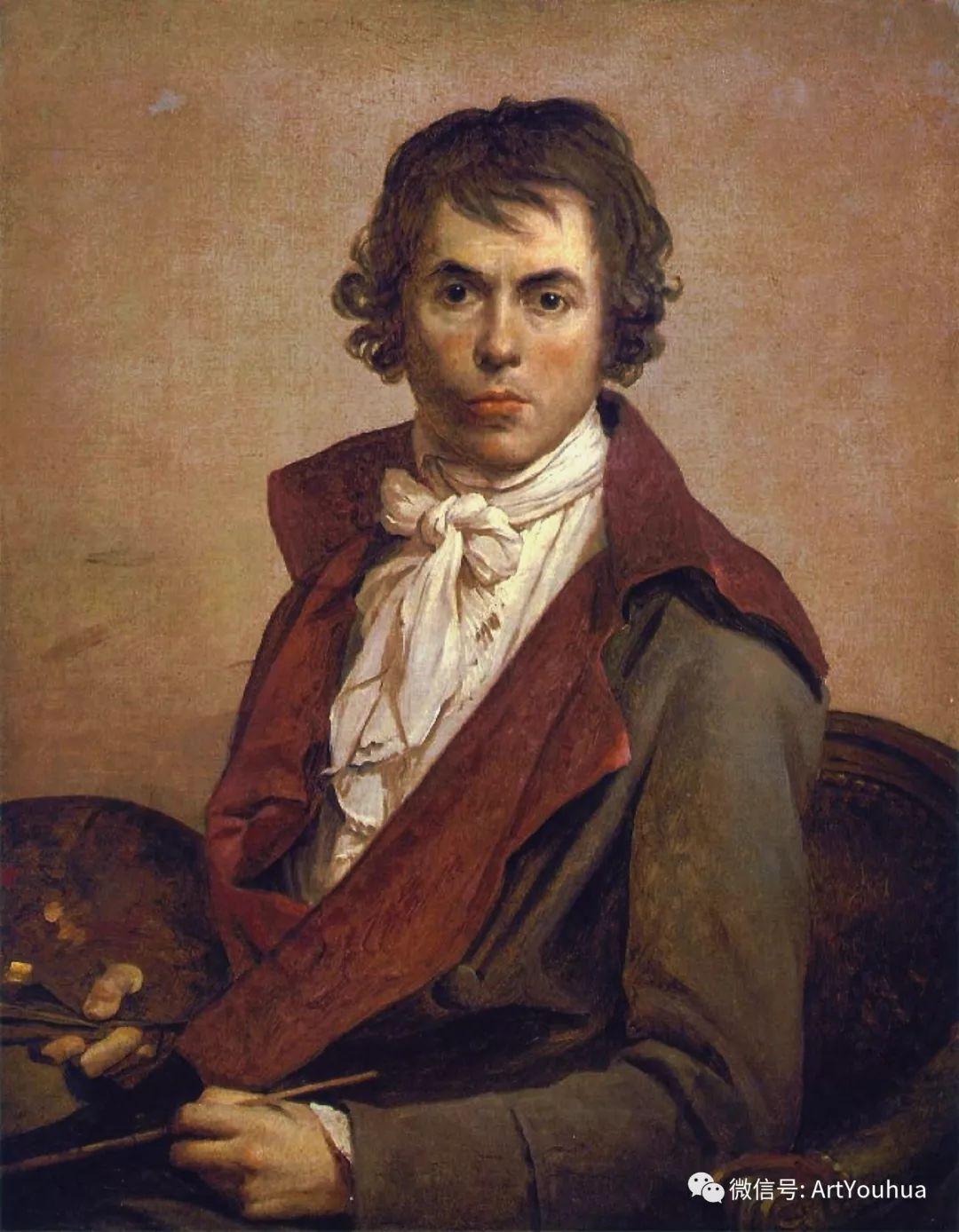 新古典主义开创者 法国Jacques-Louis David插图1