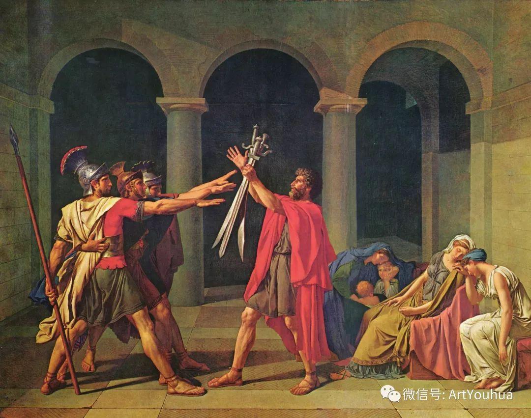 新古典主义开创者 法国Jacques-Louis David插图3