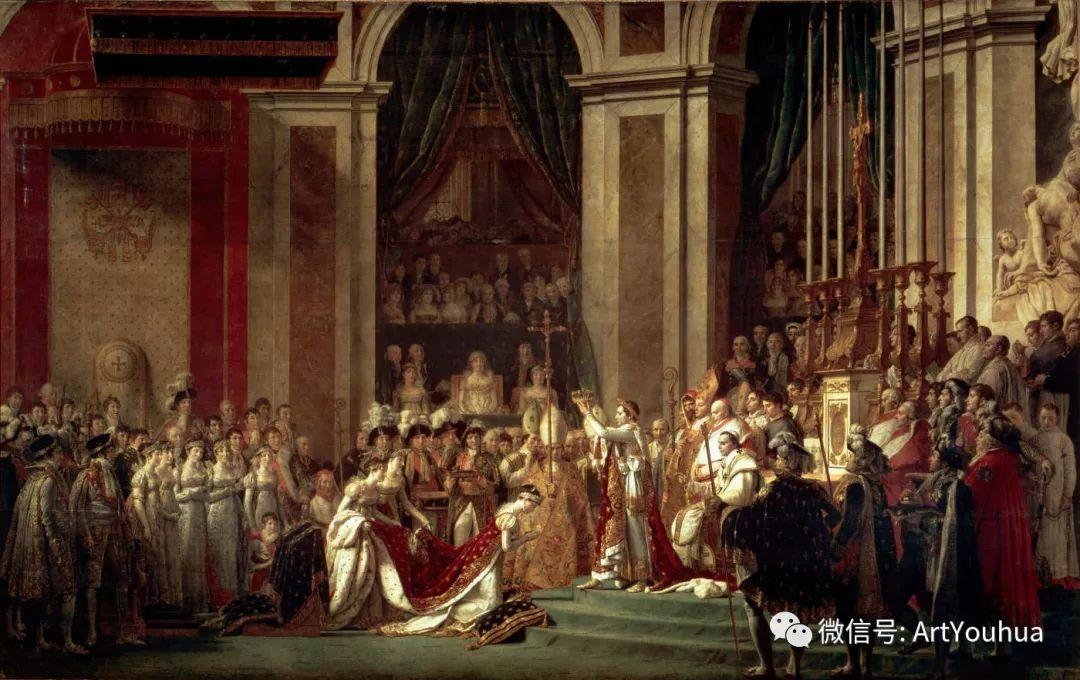 新古典主义开创者 法国Jacques-Louis David插图17