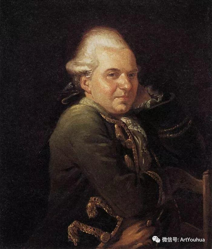 新古典主义开创者 法国Jacques-Louis David插图19