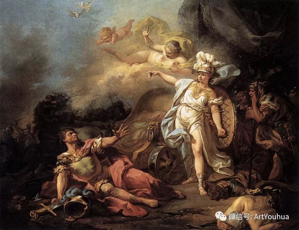新古典主义开创者 法国Jacques-Louis David插图23