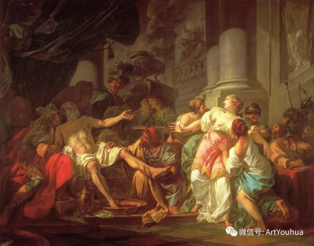 新古典主义开创者 法国Jacques-Louis David插图27