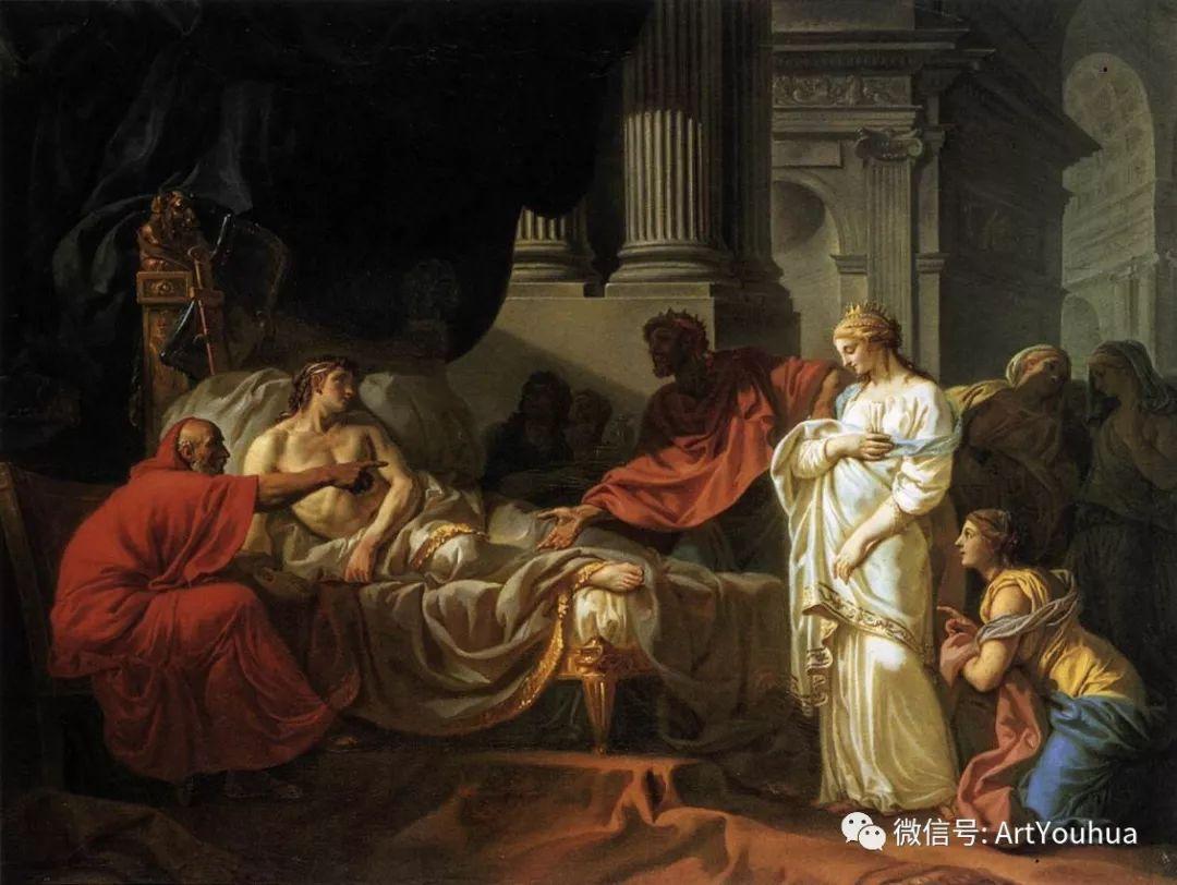 新古典主义开创者 法国Jacques-Louis David插图29