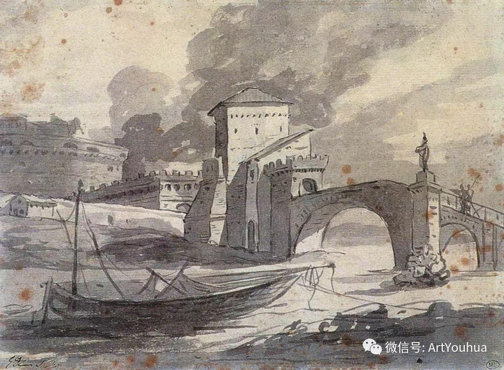 新古典主义开创者 法国Jacques-Louis David插图31