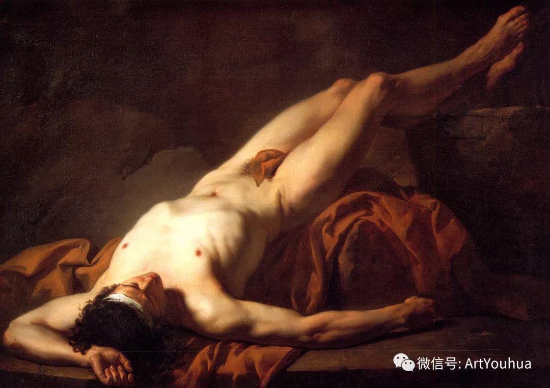 新古典主义开创者 法国Jacques-Louis David插图35