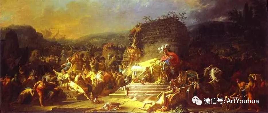 新古典主义开创者 法国Jacques-Louis David插图37