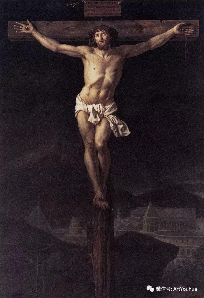 新古典主义开创者 法国Jacques-Louis David插图45
