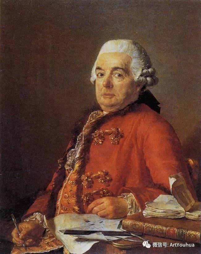 新古典主义开创者 法国Jacques-Louis David插图47