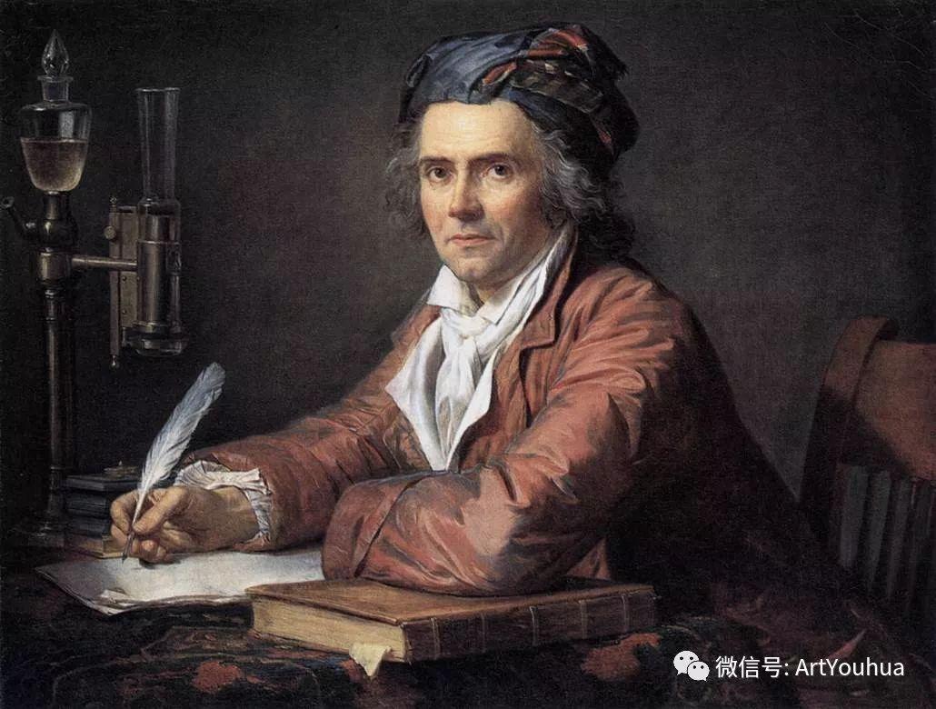 新古典主义开创者 法国Jacques-Louis David插图51