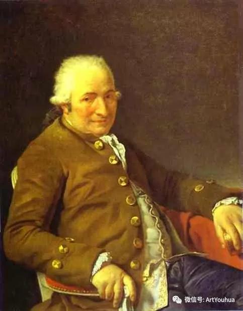 新古典主义开创者 法国Jacques-Louis David插图57