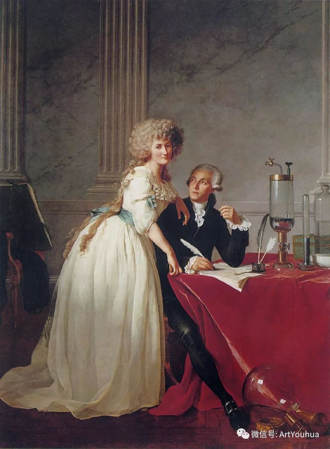 新古典主义开创者 法国Jacques-Louis David插图63