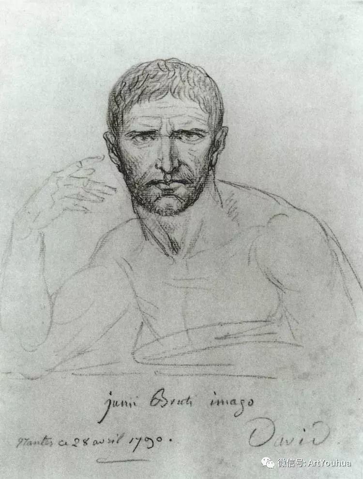 新古典主义开创者 法国Jacques-Louis David插图65