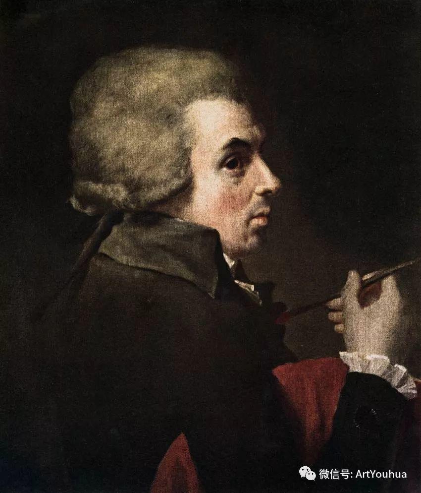 新古典主义开创者 法国Jacques-Louis David插图71