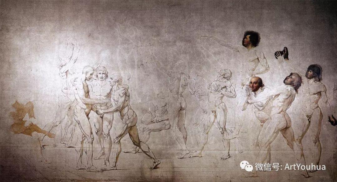 新古典主义开创者 法国Jacques-Louis David插图79