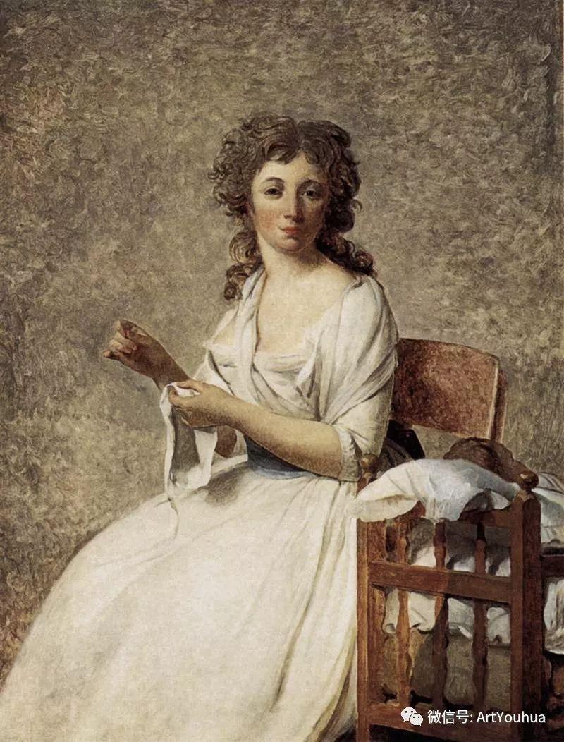 新古典主义开创者 法国Jacques-Louis David插图87