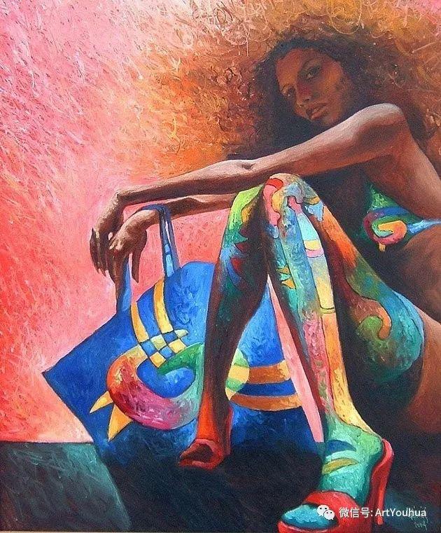 超现实肖像 Laimonas Smergelis绘画欣赏插图11