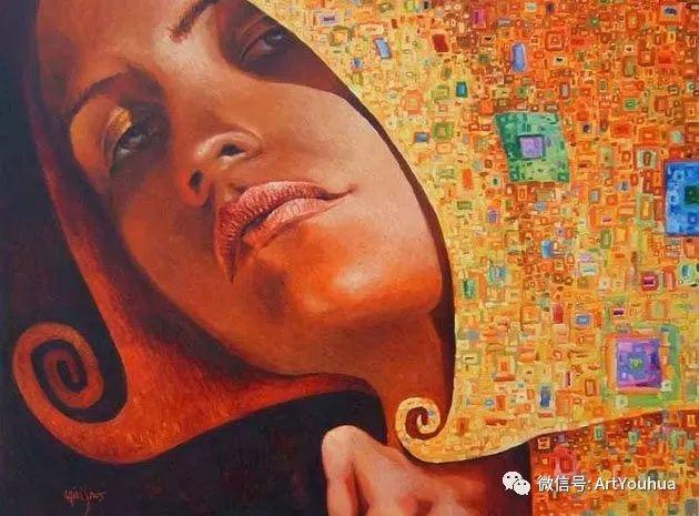 超现实肖像 Laimonas Smergelis绘画欣赏插图29