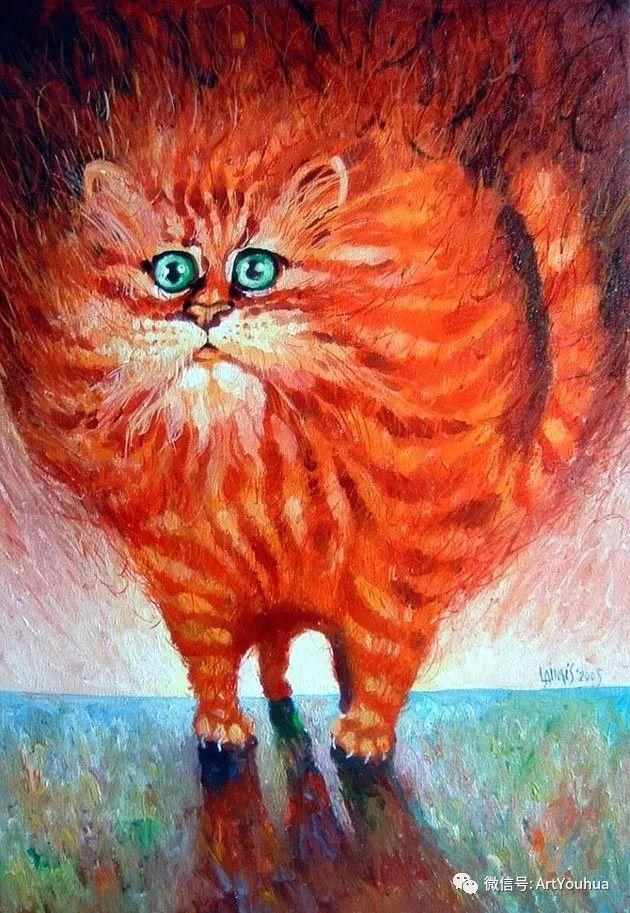 超现实肖像 Laimonas Smergelis绘画欣赏插图39