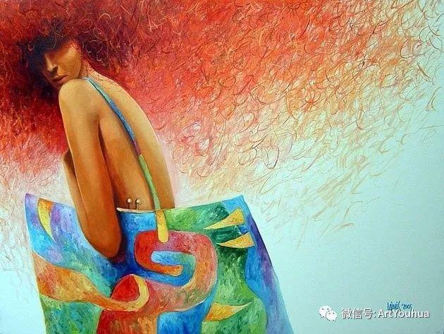 超现实肖像 Laimonas Smergelis绘画欣赏插图43