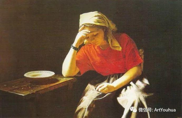 人物油画  西班牙Isabel Guerra作品插图11