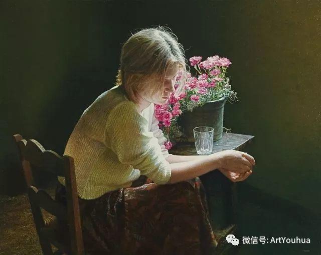人物油画  西班牙Isabel Guerra作品插图17