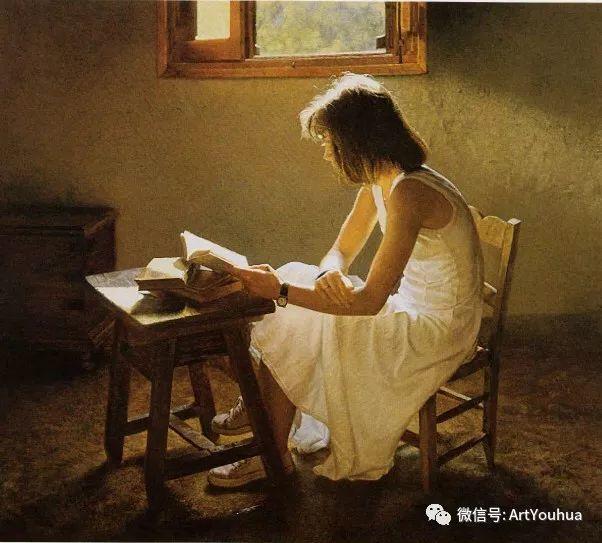 人物油画  西班牙Isabel Guerra作品插图47