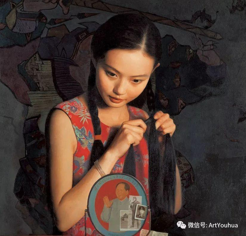 人物油画 王沂东作品欣赏插图49