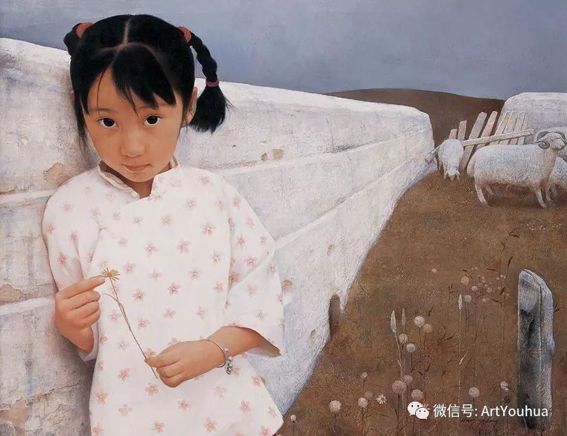 人物油画 王沂东作品欣赏插图65