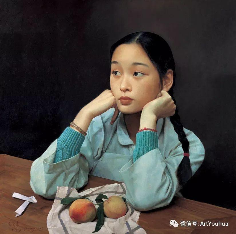 人物油画 王沂东作品欣赏插图67