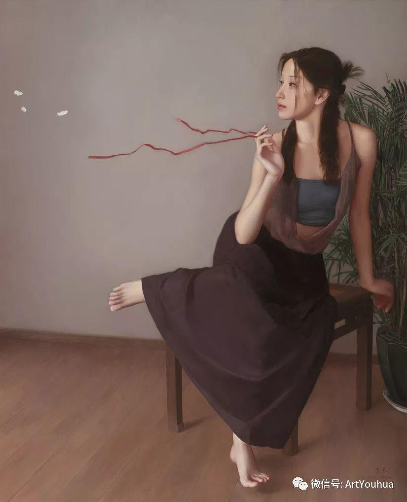 人物油画  李贵君作品欣赏插图11
