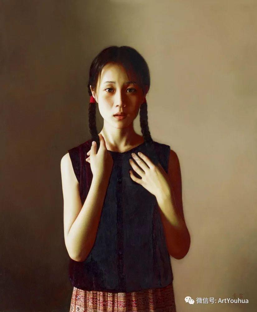 人物油画  李贵君作品欣赏插图21