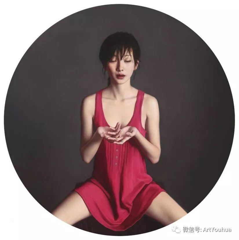 人物油画  李贵君作品欣赏插图25
