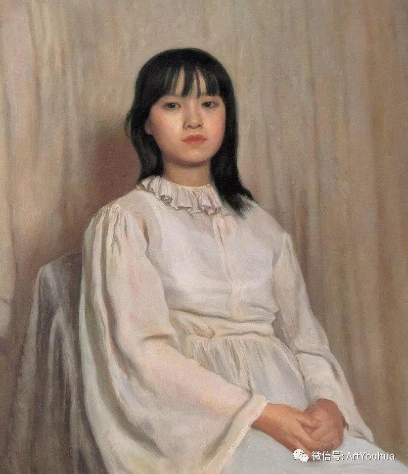 人物油画  李贵君作品欣赏插图31