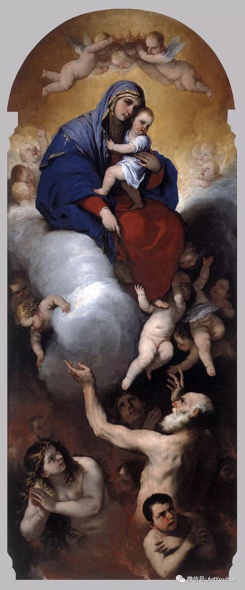 巴洛克艺术 意大利画家Luca Giordano插图7
