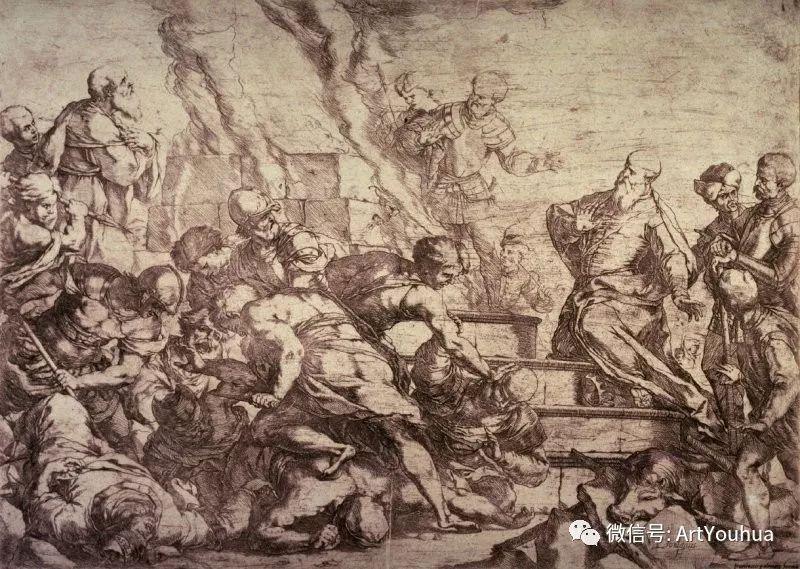 巴洛克艺术 意大利画家Luca Giordano插图9