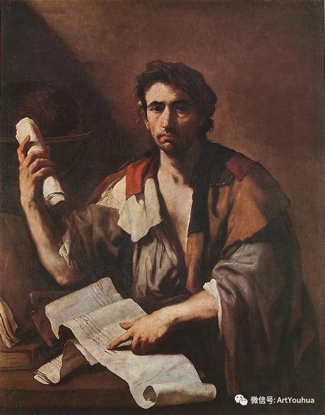 巴洛克艺术 意大利画家Luca Giordano插图19