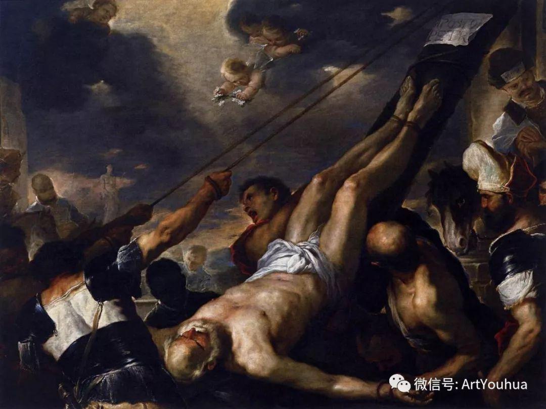巴洛克艺术 意大利画家Luca Giordano插图33