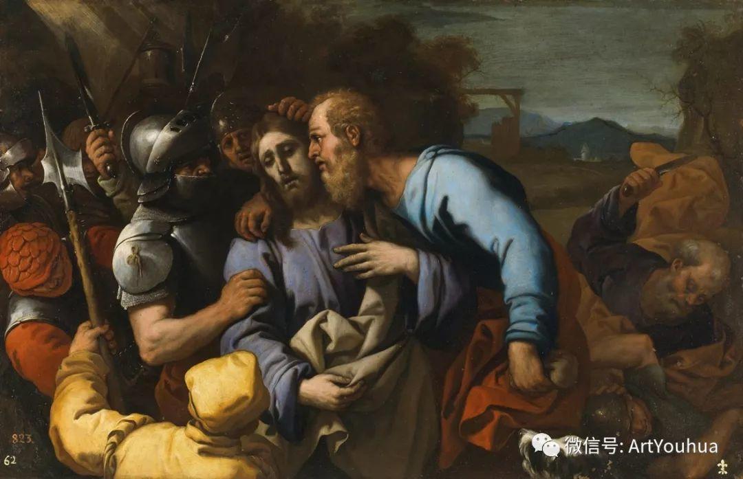 巴洛克艺术 意大利画家Luca Giordano插图37