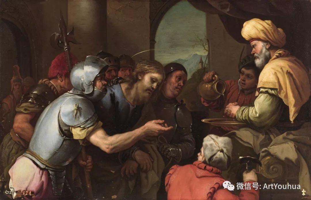 巴洛克艺术 意大利画家Luca Giordano插图41