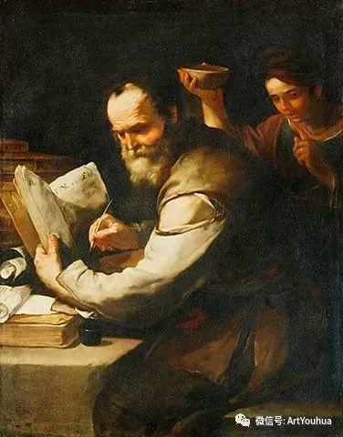 巴洛克艺术 意大利画家Luca Giordano插图49
