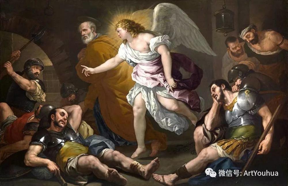 巴洛克艺术 意大利画家Luca Giordano插图51