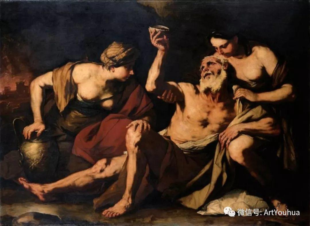 巴洛克艺术 意大利画家Luca Giordano插图61