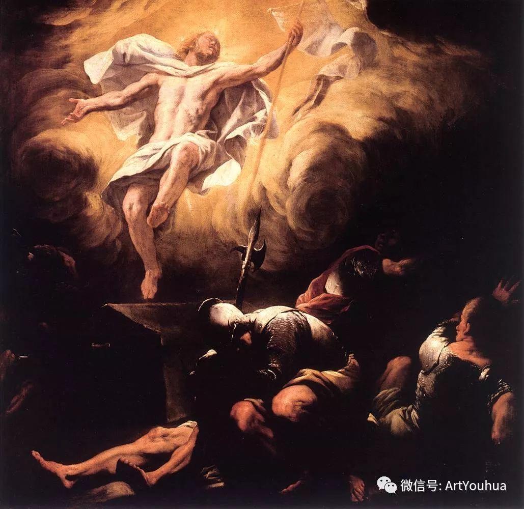 巴洛克艺术 意大利画家Luca Giordano插图63