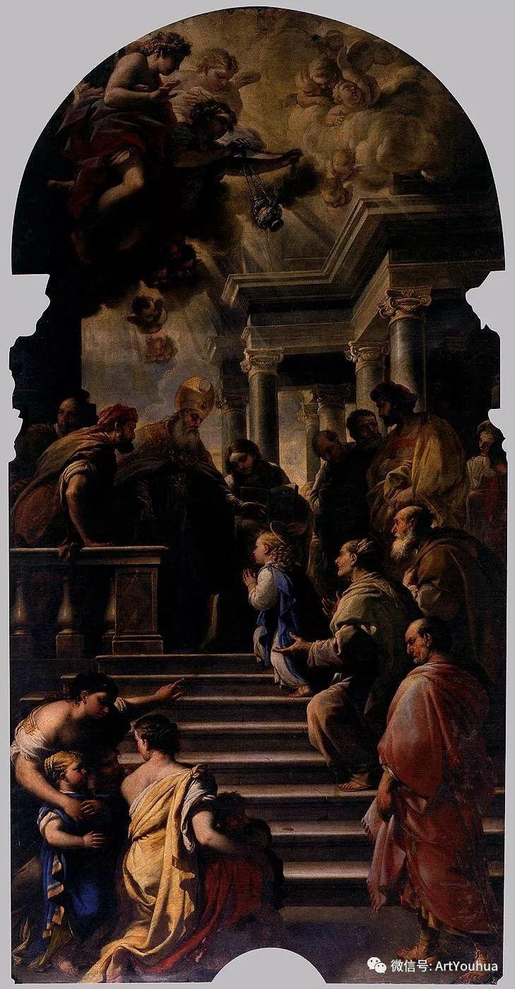 巴洛克艺术 意大利画家Luca Giordano插图73