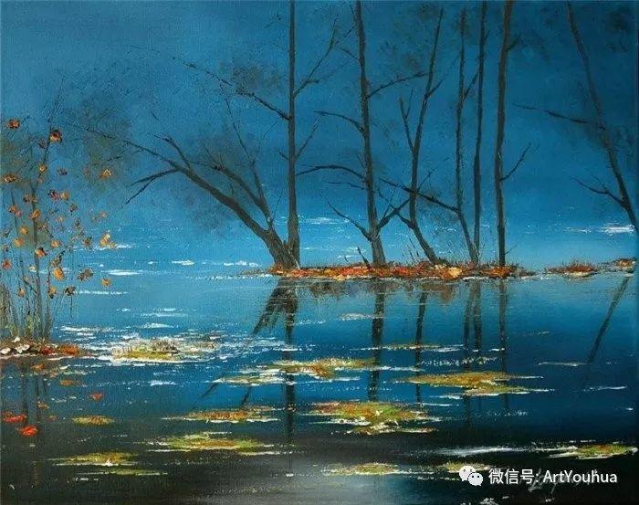 风景油画 波兰Marek Langowski插图15